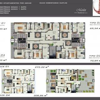 Lançamentos - Apartamento